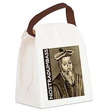 Nostradumbass Canvas Lunch Bag