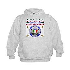 Italia World Soccer Champs Hoodie