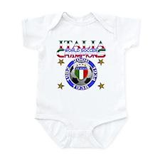 Italia World Soccer Champs Infant Bodysuit