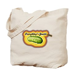 everythingsjewishtshirt.png Tote Bag