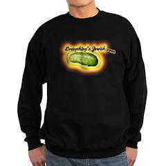 everythingsjewishtshirt.png Sweatshirt