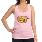 everythingsjewishtshirt.png Racerback Tank Top