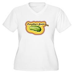 everythingsjewishtshirt.png Plus Size T-Shirt