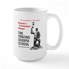 be_a_sherpa Mugs