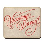 Viewing Darcy Mousepad