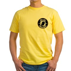 POW/MIA Brothers Yellow T-Shirt