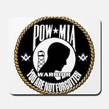 POW/MIA Brothers Mousepad