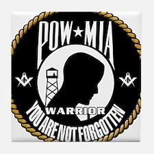 POW/MIA Brothers Tile Coaster