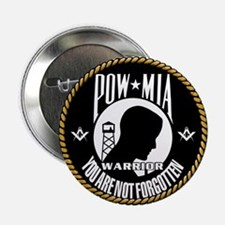 "POW/MIA Brothers 2.25"" Button (10 pack)"