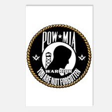 POW/MIA Brothers Postcards (Package of 8)