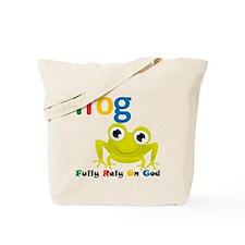 F.R.O.G. Tote Bag
