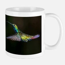 Rainbow Hummingbird Mug