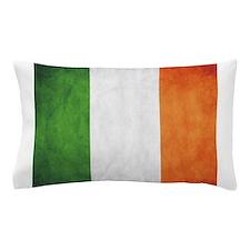 Irish Flag Pillow Case