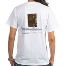 Actor's Dictionary Stage Crew Shirt
