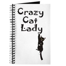 Crazy Cat Lady Journal