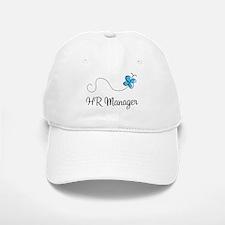 Cute HR Manager Baseball Baseball Cap