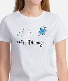Cute HR Manager Tee