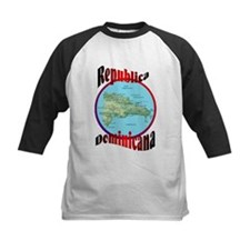 Republica Dominicana Map Tee