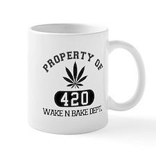 Wake n Bake Mug