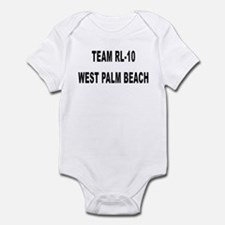 SpaceIL: To The Moon Infant Bodysuit