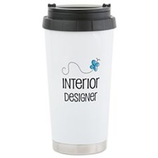 Cute Interior designer Travel Mug
