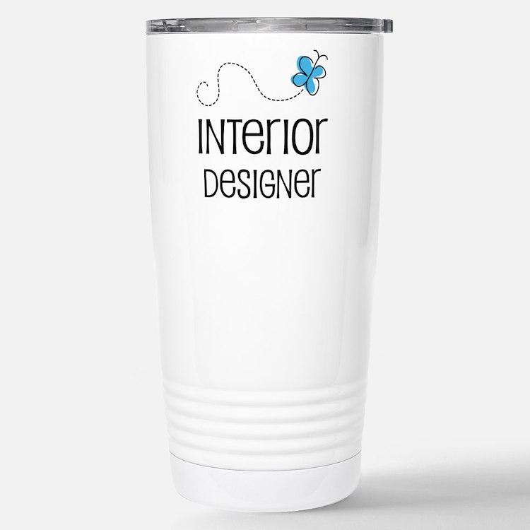 Cute Interior designer Travel Mug