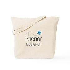 Cute Interior designer Tote Bag