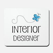 Cute Interior designer Mousepad