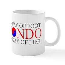Tae Kwon Do Philosophy Mug