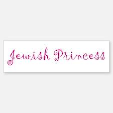 Jewish Princess Bumper Bumper Sticker