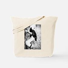Nude Nun Tote Bag