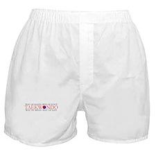 Tae Kwon Do Philosophy Boxer Shorts