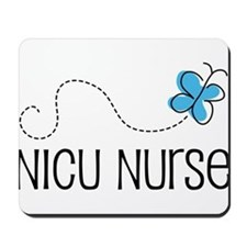 Cute NICU nurse Mousepad