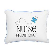Cute Nurse practitioner Rectangular Canvas Pillow