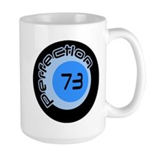 Seventy Three 73 Prime Perfection Mug