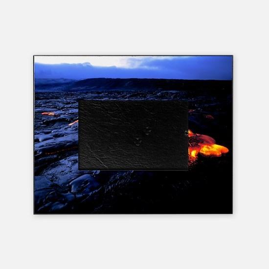 Lava flow - Picture Frame