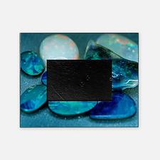 Opal gemstones - Picture Frame
