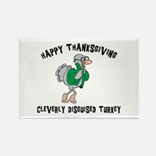 Funny Thanksgiving Day Rectangle Magnet (10 pack)
