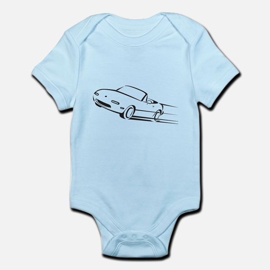 Foreign Auto Club - Japanese Icon 1a Body Suit