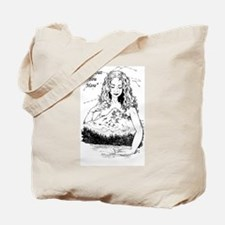 """Without You Here"" Tote Bag"