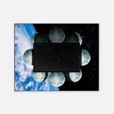 Phases of the Moon - Picture Frame