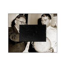 Wernher von Braun and Willy Ley - Picture Frame