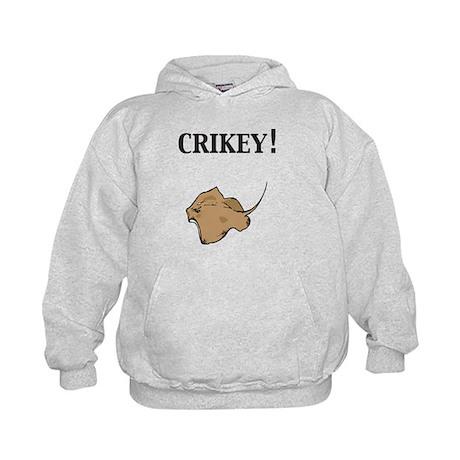 Crikey! Kids Hoodie