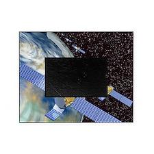 Communication satellites - Picture Frame