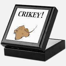 Crikey! Keepsake Box