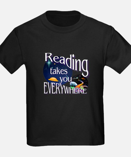 Reading Takes You Everywhere T