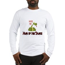 2013 Year of the Snake Long Sleeve T-Shirt