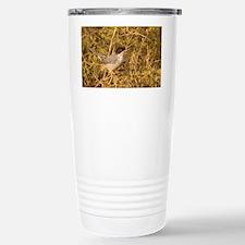 Sardinian Warbler - Travel Mug