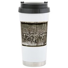 Giordano Bruno's execution - Travel Mug