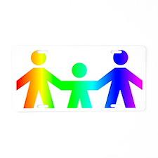 Family - Aluminum License Plate